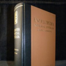 Livres d'occasion: ENCICLOPEDIA UNIVERSAL ILUSTRADA EUROPEO AMERICANA. ESPASA CALPE. SUPLEMENTO 2001-2002. Lote 218760075