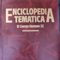 Enciclopedias de segunda mano: ENCICLOPEDIA TEMÁTICA ARGOS VERGARA 24 TOMOS COMPLETA. Lote 218789155