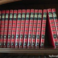 Enciclopedias de segunda mano: ENCICLOPEDIA ASTURIANA. Lote 218926147