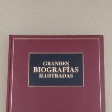 Enciclopedias de segunda mano: GRANDES BIOGRAFÍAS ILUSTRADAS . TOMO 2. Lote 219183423