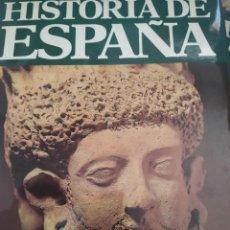 Enciclopedias de segunda mano: HISTORIA DE ESPAÑA, OBRA COMPLETA 6 TOMOS INSTITUTO GALLACH. Lote 219335117