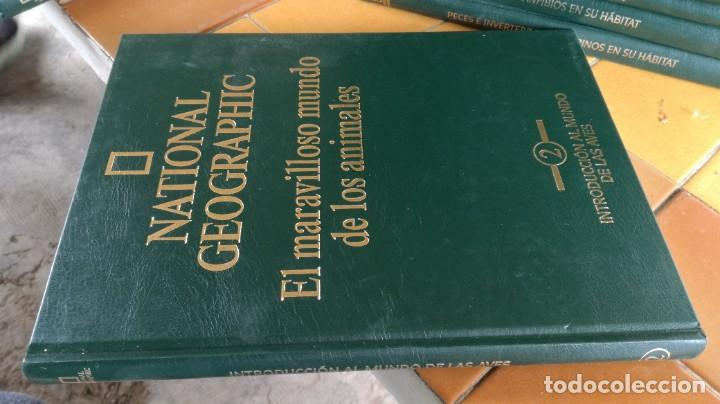 Enciclopedias de segunda mano: EL MARAVILLOSO MUNDO DE LOS ANIMALES - NATIONAL GEOGRAPHIC 17 TOMOS COMPLETA - Foto 4 - 219442651