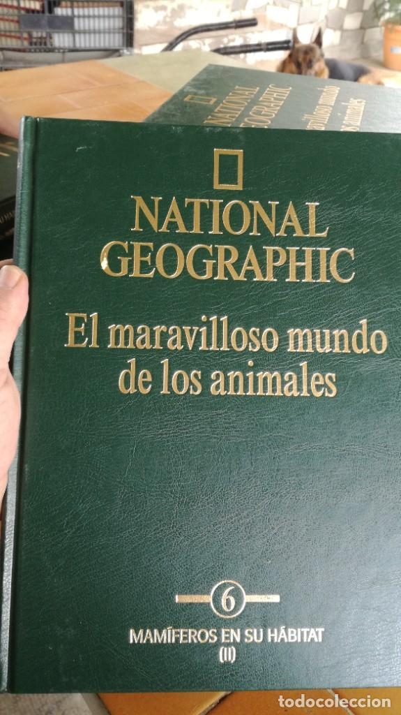 Enciclopedias de segunda mano: EL MARAVILLOSO MUNDO DE LOS ANIMALES - NATIONAL GEOGRAPHIC 17 TOMOS COMPLETA - Foto 8 - 219442651