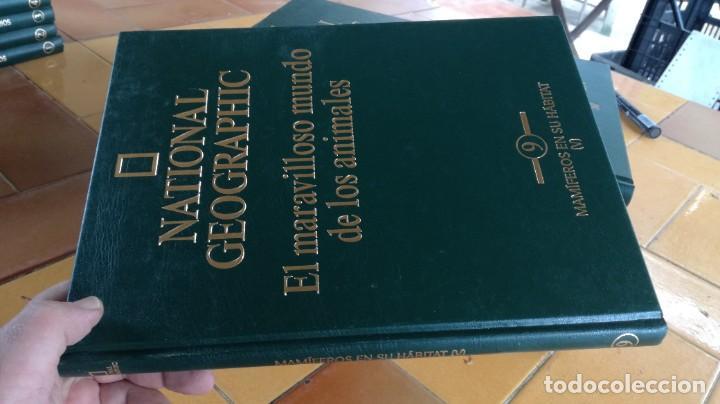 Enciclopedias de segunda mano: EL MARAVILLOSO MUNDO DE LOS ANIMALES - NATIONAL GEOGRAPHIC 17 TOMOS COMPLETA - Foto 11 - 219442651