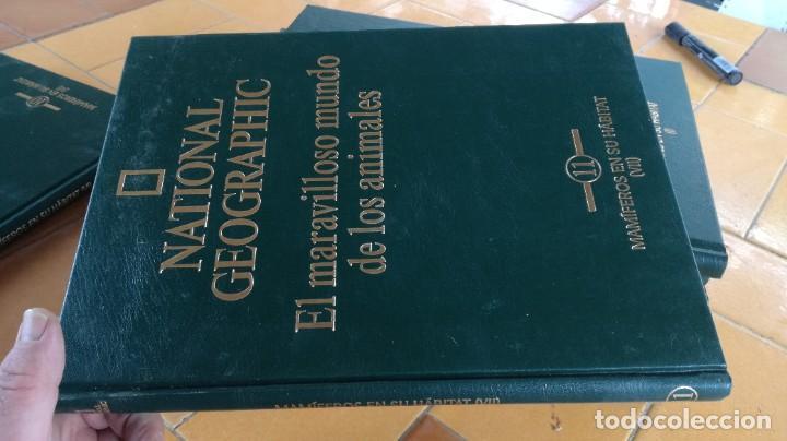 Enciclopedias de segunda mano: EL MARAVILLOSO MUNDO DE LOS ANIMALES - NATIONAL GEOGRAPHIC 17 TOMOS COMPLETA - Foto 13 - 219442651
