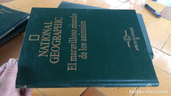 Enciclopedias de segunda mano: EL MARAVILLOSO MUNDO DE LOS ANIMALES - NATIONAL GEOGRAPHIC 17 TOMOS COMPLETA - Foto 14 - 219442651