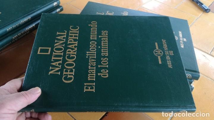 Enciclopedias de segunda mano: EL MARAVILLOSO MUNDO DE LOS ANIMALES - NATIONAL GEOGRAPHIC 17 TOMOS COMPLETA - Foto 16 - 219442651