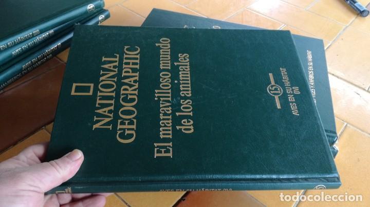 Enciclopedias de segunda mano: EL MARAVILLOSO MUNDO DE LOS ANIMALES - NATIONAL GEOGRAPHIC 17 TOMOS COMPLETA - Foto 17 - 219442651