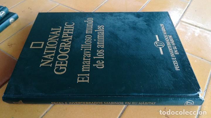 Enciclopedias de segunda mano: EL MARAVILLOSO MUNDO DE LOS ANIMALES - NATIONAL GEOGRAPHIC 17 TOMOS COMPLETA - Foto 19 - 219442651