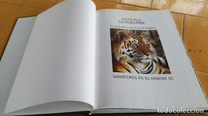 Enciclopedias de segunda mano: EL MARAVILLOSO MUNDO DE LOS ANIMALES - NATIONAL GEOGRAPHIC 17 TOMOS COMPLETA - Foto 25 - 219442651