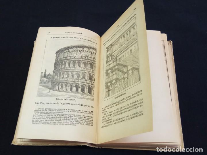 Enciclopedias de segunda mano: HISTORIA UNIVERSAL CALLEJA 1926 - Foto 4 - 219525155