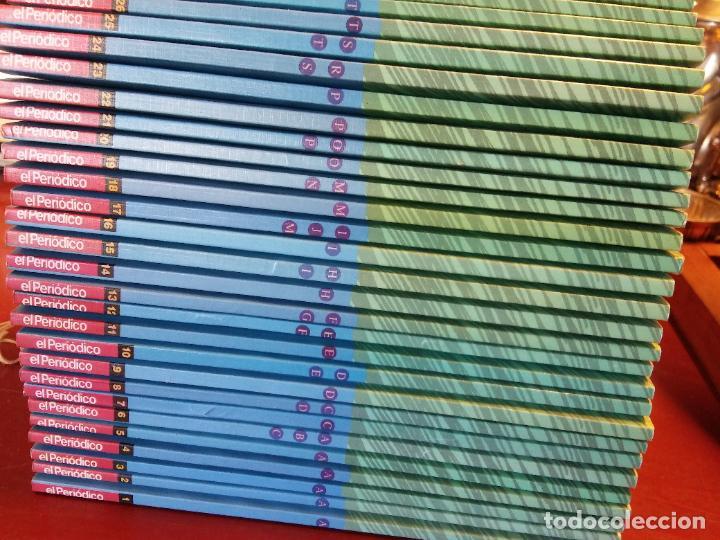 Enciclopedias de segunda mano: ENCICLOPEDIA DE LA SALUD. EN FORMA. EL PERIÓDICO. DR. J CORBELLA. 29 TOMOS. - Foto 7 - 219815860