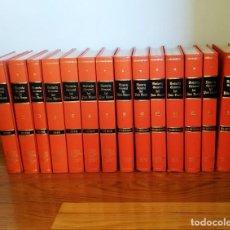 Enciclopedias de segunda mano: HISTORIA GENERAL DEL PAIS VASCO - 14 VOLUMENES - HARANBURU EDITOR. Lote 220103170