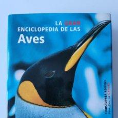 Livres d'occasion: LA GRAN ENCICLOPEDIA DE LAS AVES. Lote 220653298