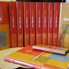 Enciclopedias de segunda mano: ENCICLOPEDIA TEMANTICA MATEMATICAS PLANETA 10 VOL + 1 APENDICE + 1 DVD ( CASI NUEVA ). Lote 220813861