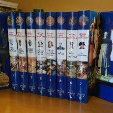 Enciclopedias de segunda mano: HISTÒRIA DE LES CIVILITZACIONS EN CATALÀ 10 VOL ( CASI NUEVA ). Lote 220814355