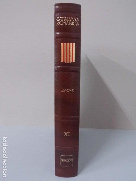 Enciclopedias de segunda mano: CATALUNYA ROMANICA Nº XI - EL BAGES, ENCICLOPEDIA CATALANA - AÑO 1984 ...L2210 - Foto 2 - 221665896