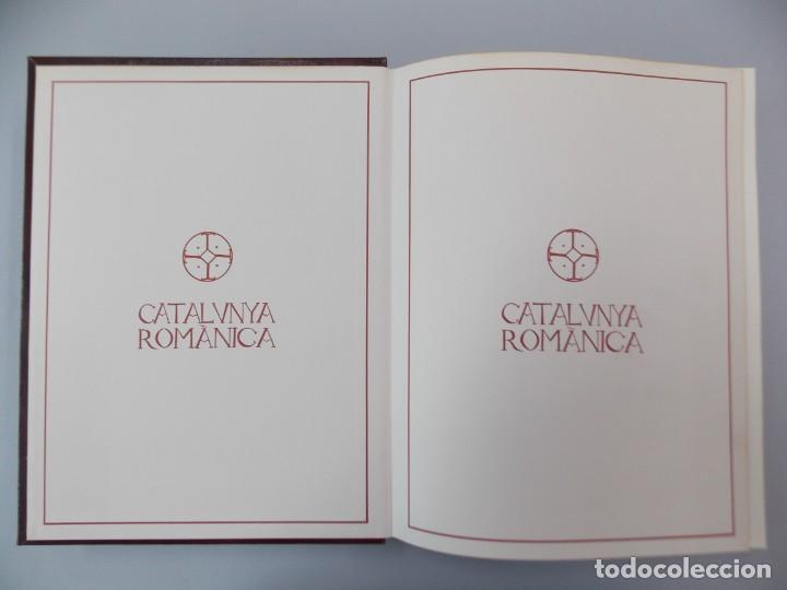 Enciclopedias de segunda mano: CATALUNYA ROMANICA Nº XI - EL BAGES, ENCICLOPEDIA CATALANA - AÑO 1984 ...L2210 - Foto 3 - 221665896