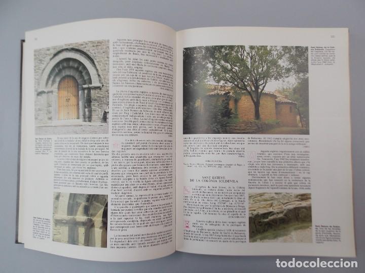 Enciclopedias de segunda mano: CATALUNYA ROMANICA Nº XI - EL BAGES, ENCICLOPEDIA CATALANA - AÑO 1984 ...L2210 - Foto 5 - 221665896
