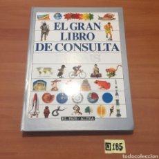 Enciclopedias de segunda mano: EL GRAN LIBRO DE CONSULTA. Lote 221690037
