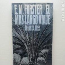 Enciclopedias de segunda mano: EL MÁS LARGO VIAJE. Lote 221820982