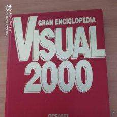 Enciclopedias de segunda mano: GRAN ENCICLOPEDIA VISUAL 2000. Lote 222089795