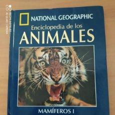 Enciclopedias de segunda mano: ENCICLOPEDIA DE LOS ANIMALES. Lote 222090797