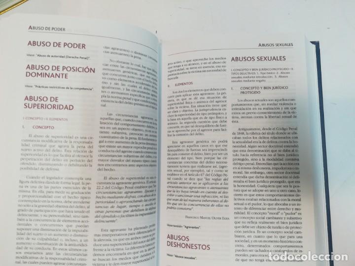 Enciclopedias de segunda mano: GRUPO WOLTERS KLUWER Enciclopedia juridica. 35 Tomos S1225AT - Foto 3 - 222121393