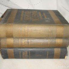 Enciclopedias de segunda mano: HISTORIA DE ESPAÑA. TOMO I (VOLUMEN I,II Y III) RAMON MENENDEZ PIDAL. 1954. ESPASA CALPE. Lote 222434765