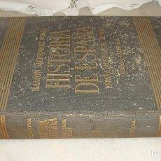Enciclopedias de segunda mano: HISTORIA DE ESPAÑA. TOMO IV. RAMON MENENDEZ PIDAL. ESPAÑA MUSULMANA. 1954. ESPASA CALPE. Lote 222435626