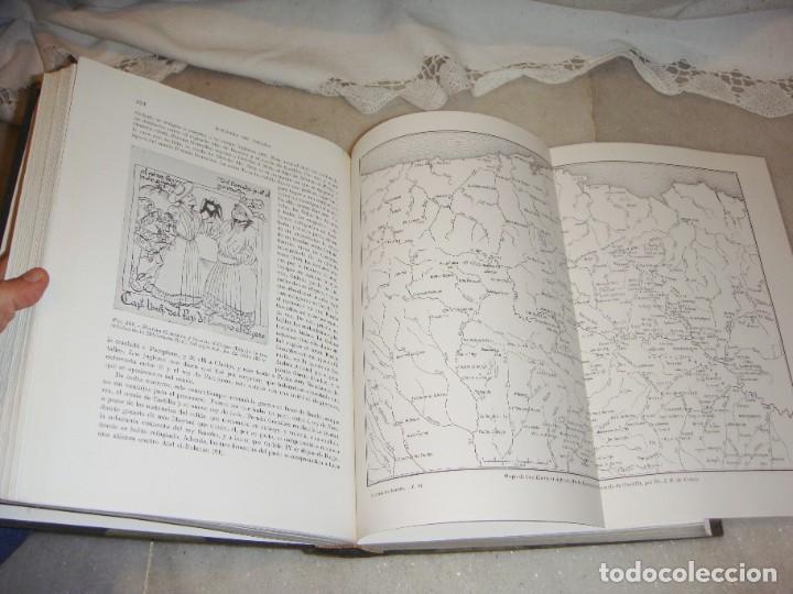 Enciclopedias de segunda mano: HISTORIA DE ESPAÑA. TOMO II. RAMON MENENDEZ PIDAL. ESPAÑA CRISTIANA. 1954. ESPASA CALPE - Foto 5 - 222435863
