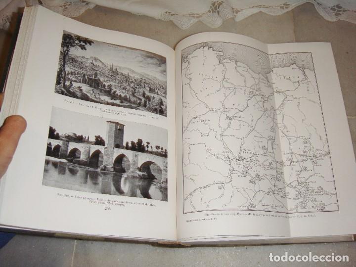 Enciclopedias de segunda mano: HISTORIA DE ESPAÑA. TOMO II. RAMON MENENDEZ PIDAL. ESPAÑA CRISTIANA. 1954. ESPASA CALPE - Foto 6 - 222435863