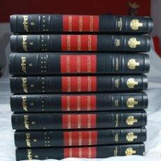 Enciclopedias de segunda mano: DICCIONARIO ENCICLOPÉDICO ILUSTRADO - 8 TOMOS COMPLETOS - ARTEL - EDITORIAL DISA - 1993. Lote 222469332