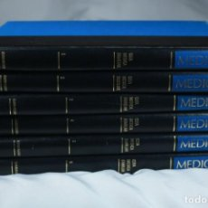 Enciclopedias de segunda mano: ENCICLOPEDIA GUÍA MÉDICA FAMILIAR - 6 TOMOS COMPLETOS - EDITORIAL CARROGGIO - 2007. Lote 222471462
