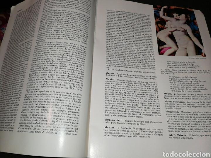 Enciclopedias de segunda mano: AÑO 1976,ENCICLOPEDIA DEL EROTISMO FASCICULO 1,CAMILO JOSÉ CELA - Foto 3 - 222616536