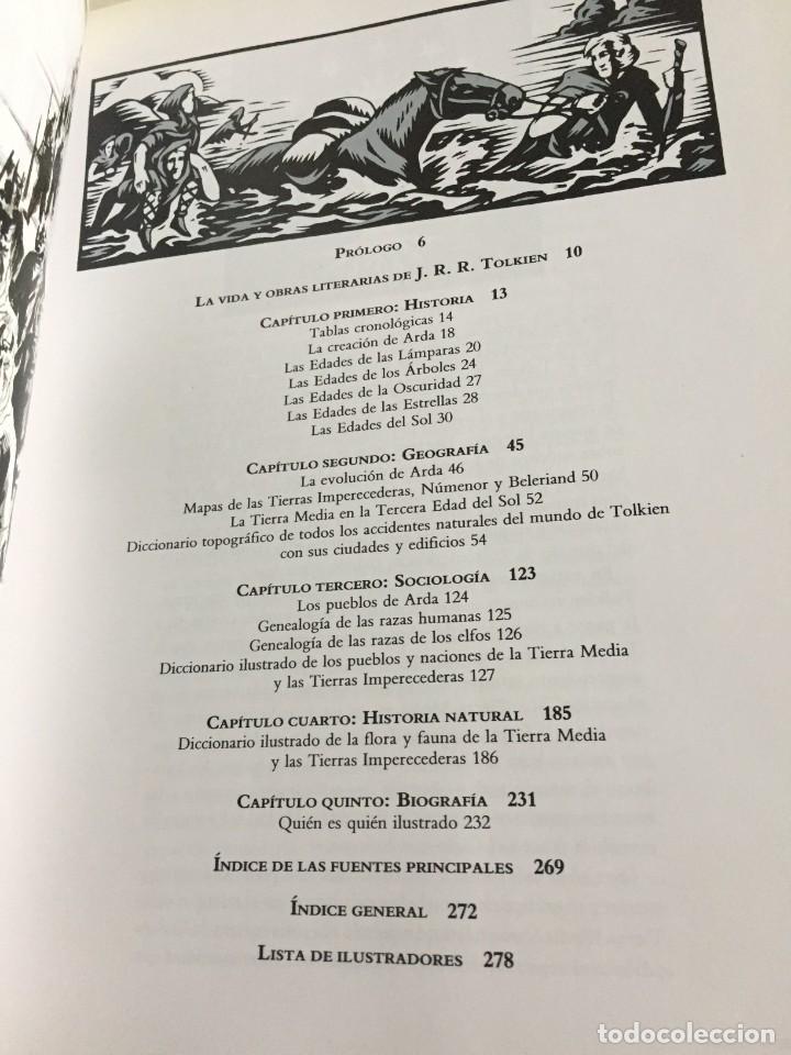Enciclopedias de segunda mano: DAVID DAY. ENCICLOPEDIA TOLKIEN ILUSTRADA. CÍRCULO DE LECTORES. EL SEÑOR DE LOS ANILLOS. - Foto 9 - 222632393