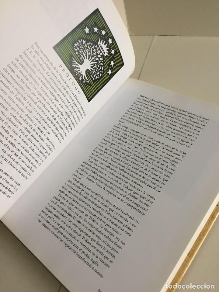 Enciclopedias de segunda mano: DAVID DAY. ENCICLOPEDIA TOLKIEN ILUSTRADA. CÍRCULO DE LECTORES. EL SEÑOR DE LOS ANILLOS. - Foto 10 - 222632393