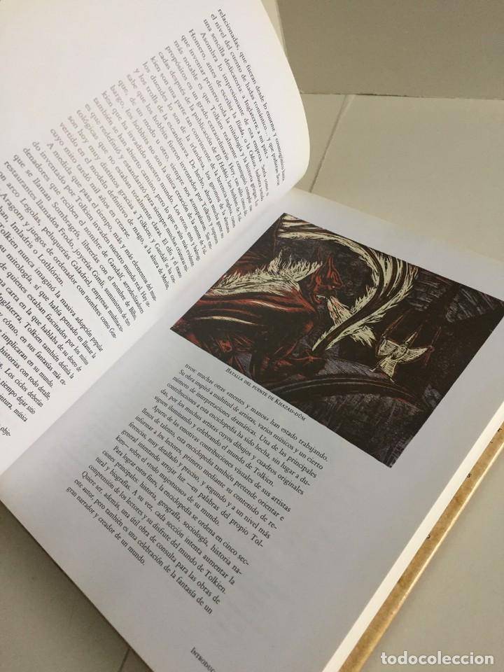 Enciclopedias de segunda mano: DAVID DAY. ENCICLOPEDIA TOLKIEN ILUSTRADA. CÍRCULO DE LECTORES. EL SEÑOR DE LOS ANILLOS. - Foto 11 - 222632393