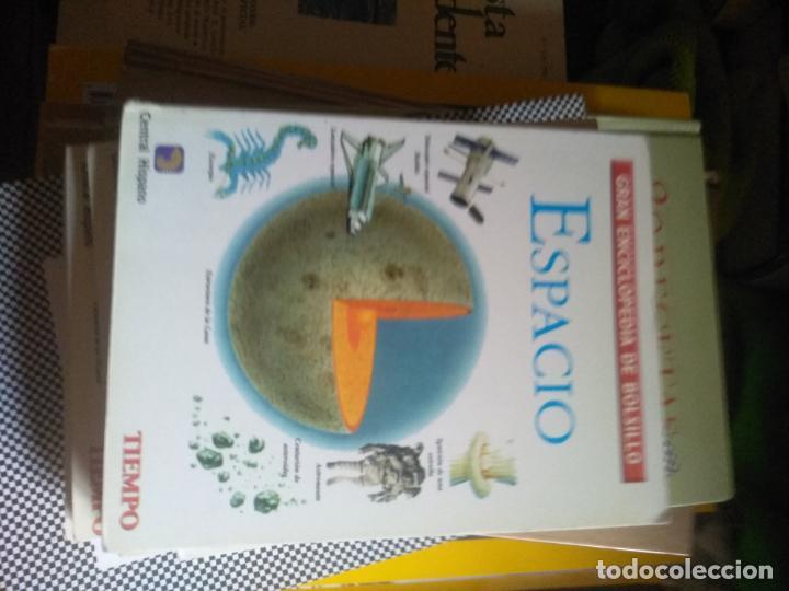 GRAN ENCICLOPEDIA DE BOLSILLO ESPACIO, EDITORIAL MOLINO, AÑO 1995, 155 PAGINA 2 (Libros de Segunda Mano - Enciclopedias)