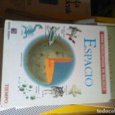 Enciclopedias de segunda mano: GRAN ENCICLOPEDIA DE BOLSILLO ESPACIO, EDITORIAL MOLINO, AÑO 1995, 155 PAGINA 2. Lote 222639993