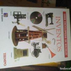 Enciclopedias de segunda mano: INVENTOS - ENCICLOPEDIA DE BOLSILLO. Lote 222640505