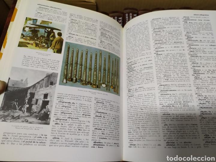Enciclopedias de segunda mano: Diccionario Enciclopédico Ilustrado Espasa Calpe 24 tomos completo - Foto 5 - 222645691