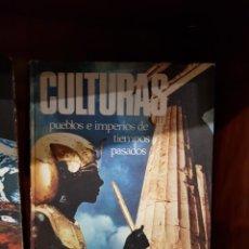 Enciclopedias de segunda mano: COLECCION CIRCULO DE LECTORES. CULTURAS, EL MUNDO, LA TIERRA. 1973, 1974 Y 1976. Lote 222667841