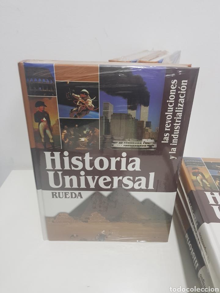 Enciclopedias de segunda mano: Enciclopedia Rueda, Historia universal, 6 tomos - Foto 5 - 222682355
