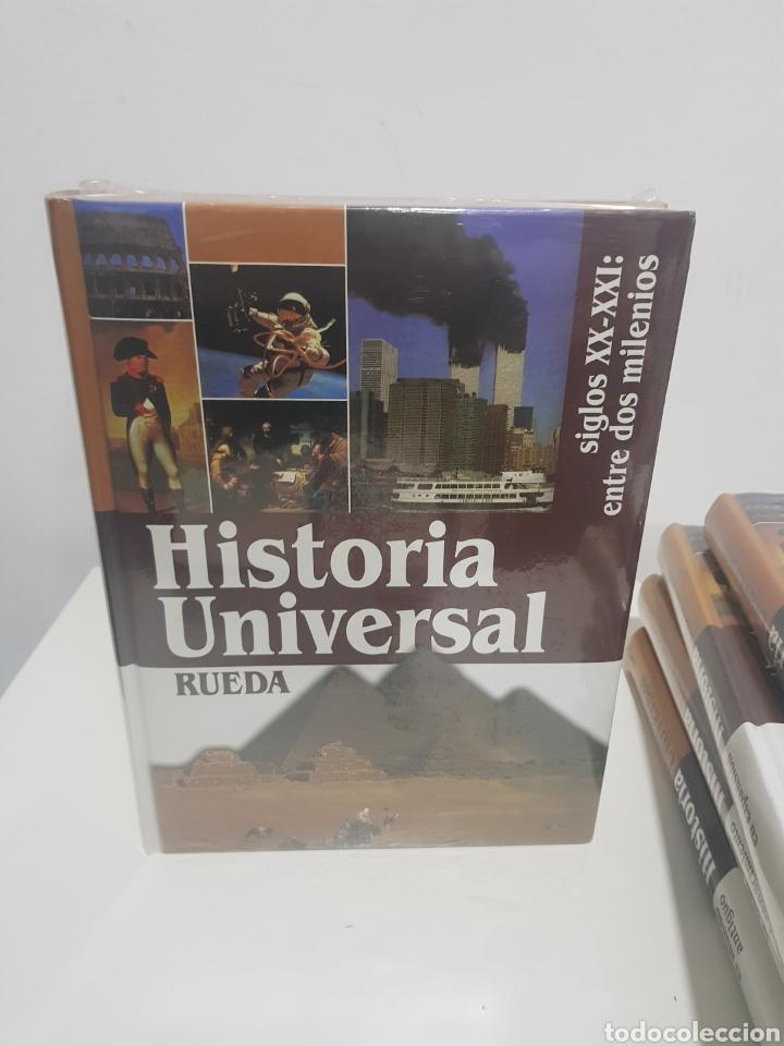Enciclopedias de segunda mano: Enciclopedia Rueda, Historia universal, 6 tomos - Foto 6 - 222682355