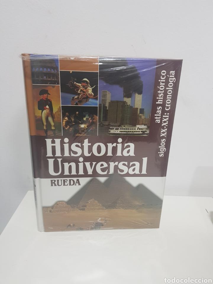 Enciclopedias de segunda mano: Enciclopedia Rueda, Historia universal, 6 tomos - Foto 7 - 222682355