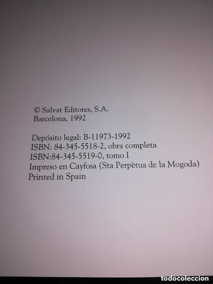 Enciclopedias de segunda mano: FAUNA IBÉRICA Y EUROPEA 10 VOLÚMENES NUMERADA 1992 FÉLIX RODRÍGUEZ DE LA FUENTE ED. SALVAT - Foto 5 - 222705613