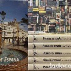 Enciclopedias de segunda mano: PUEBLOS DE ESPAÑA. PUIGDEVALL, FEDERICO. A-ENC-471-SF. Lote 222706835