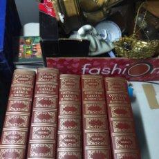 Enciclopedias de segunda mano: COSTUMARI CATALA. Lote 222880282