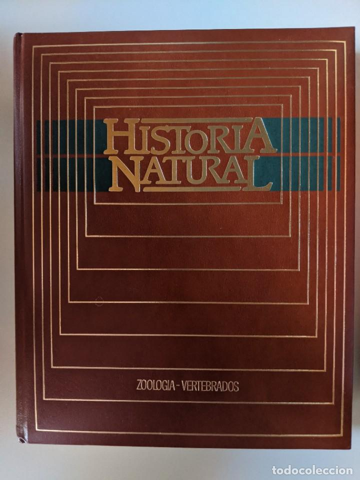 HISTORIA NATURAL DE CAROGGIO COMPLETA 6 TOMOS - IMPECABLE ESPECTACULAR (Libros de Segunda Mano - Enciclopedias)